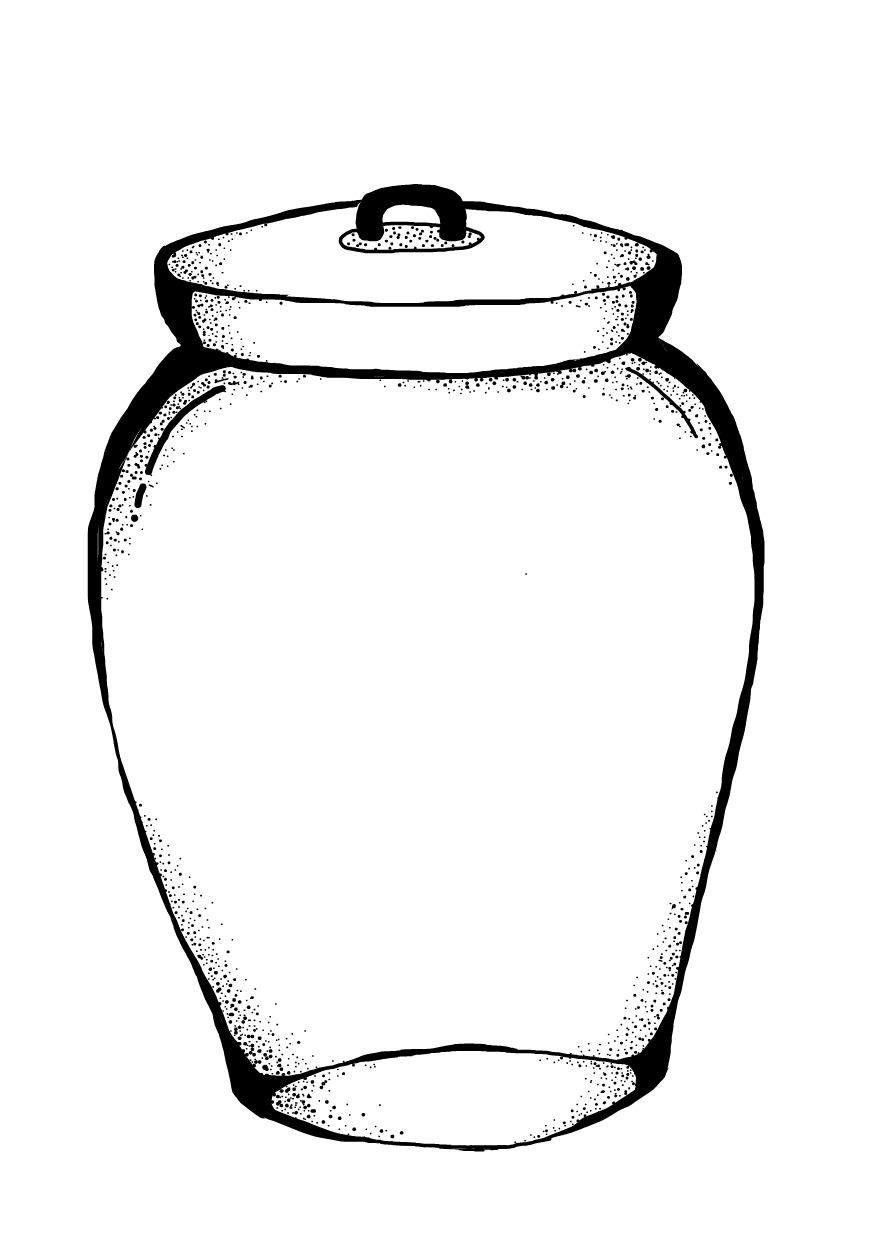 Drawn jar » 10 the What's the