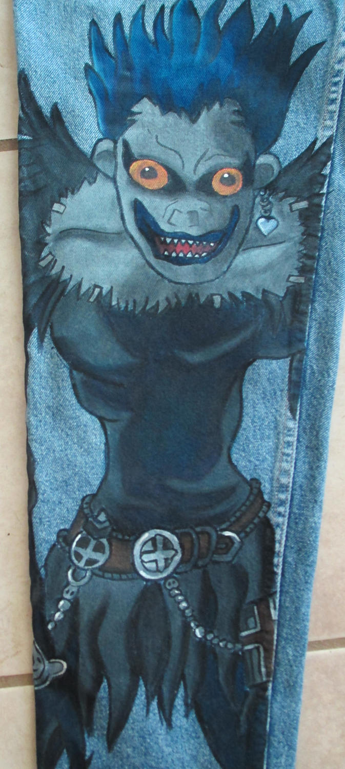 Drawn jeans custom For just made have custom