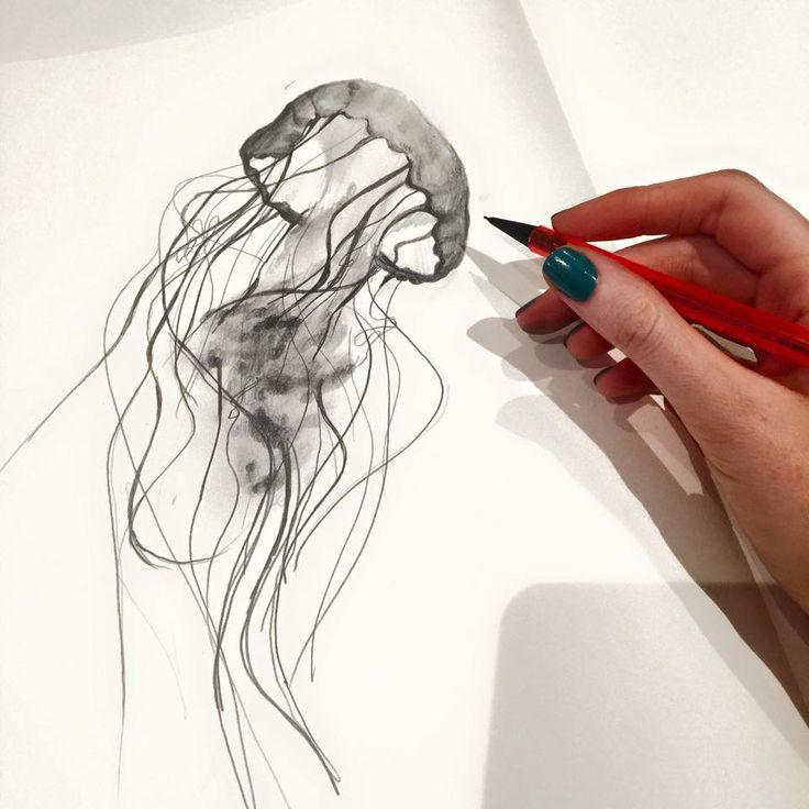 Drawn jellies #8