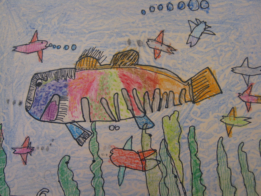 Drawn jellies little fish 9841630_orig jpg Positively Pencil Category: