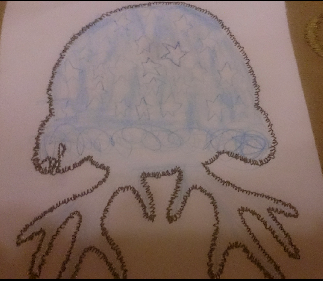 Drawn jellyfish pokemon Aren't for it also supposed