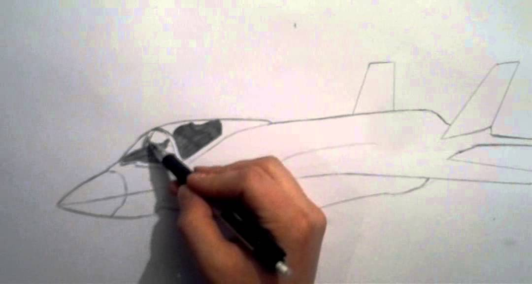 Drawn jet f 35 To YouTube How 35 How