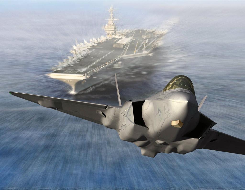 Drawn jet f 35 35C F Air Capability to