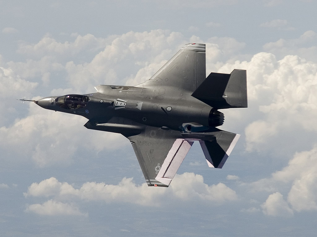 Drawn jet f 35 35A F Air Capability to