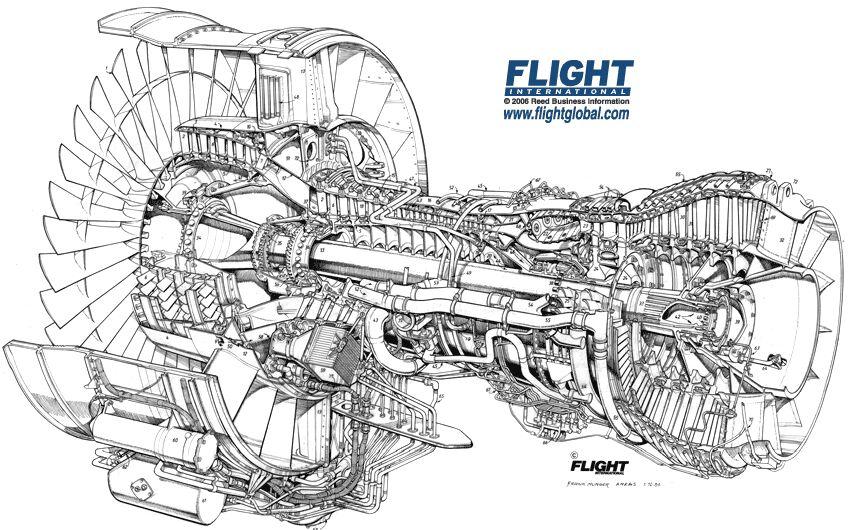 Drawn aircraft car #6