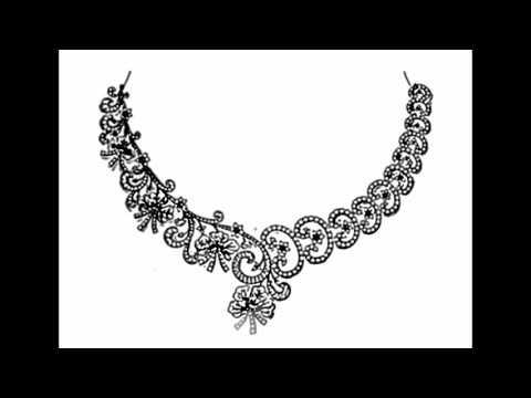 Drawn jewelry #8