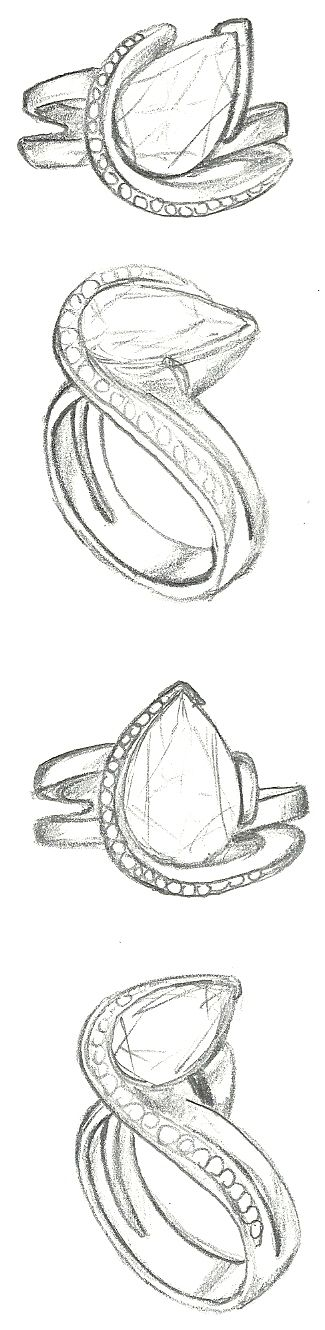 Drawn jewelry Jewelry CAD Hand about Hand