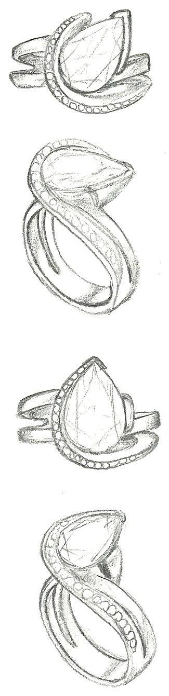 Drawn jewelry #10