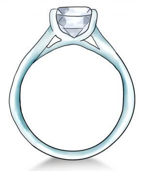 Drawn jewelry diamond ring Diamond How to draw diamond