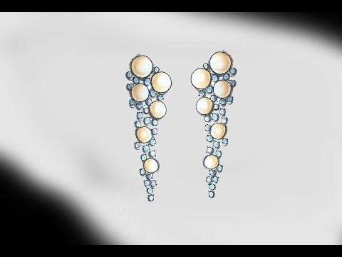 Drawn jewelry jewellery Jewellery Jewellery Sketches Design DESIGNS