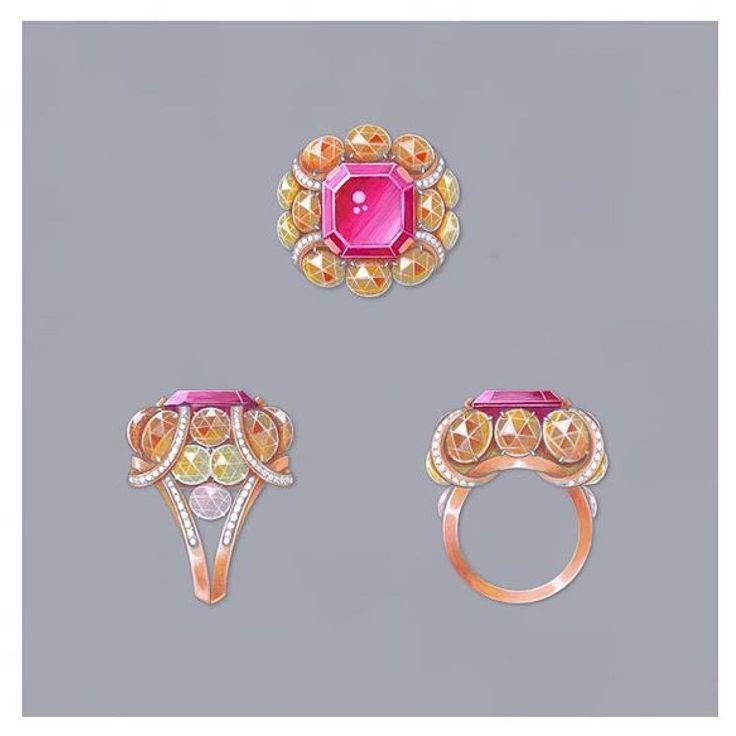Drawn jewelry jewellery Design drawing Pinterest on 20+