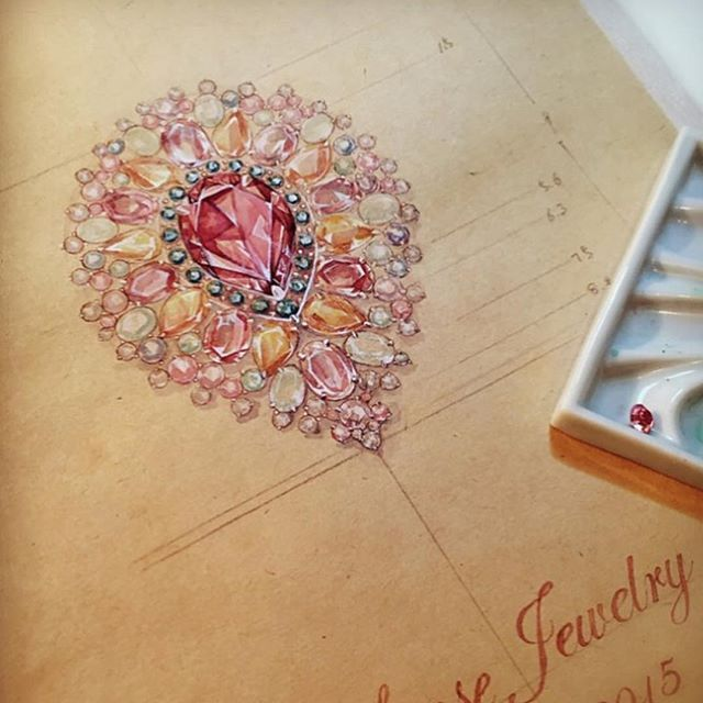 Drawn jewelry jewelry design Design #jewellery best @aaronx_design Sketches