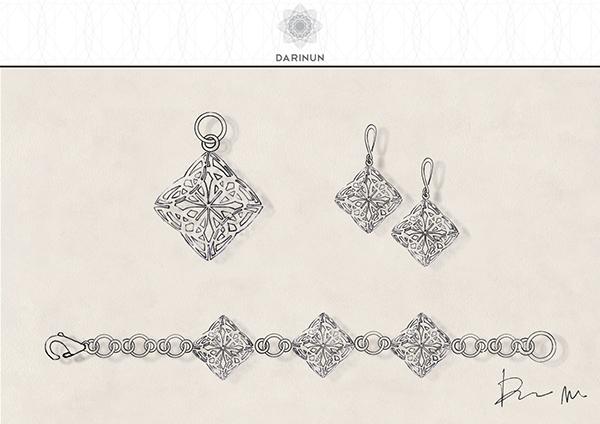 Drawn jewelry jewelry design Jewellery Drawn Drawn & Jewellery