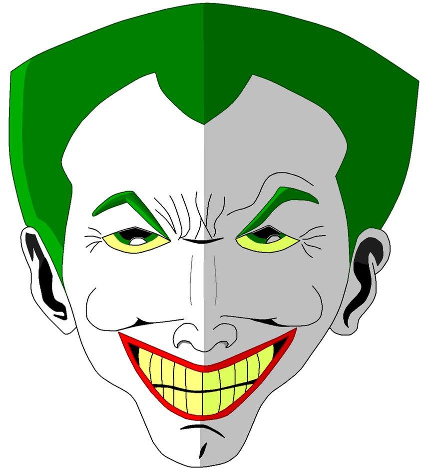 Drawn joker #8