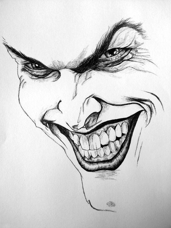 Drawn joker #5