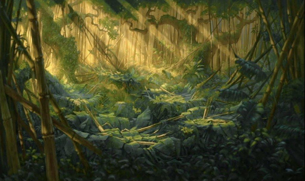 Drawn jungle deep Jungle TheMaxyMonkey by on by