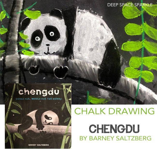 Drawn jungle deep Space Deep Art Chengdu Pinterest