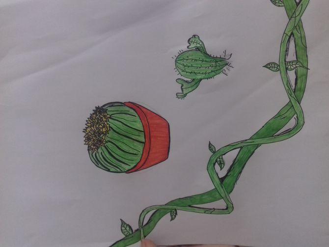 Drawn plant jungle vine Made How Recently Jungle Vine: