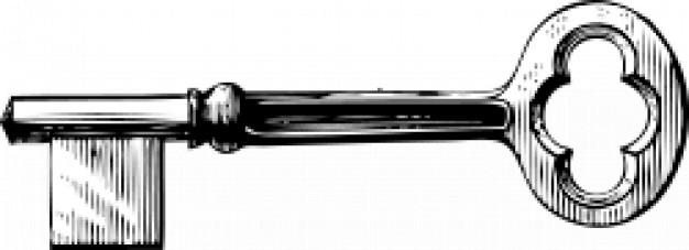 Drawn key Key Objects drawn Old old