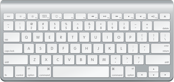 Drawn keyboard Clean Apple 20 Inspirationfeed to