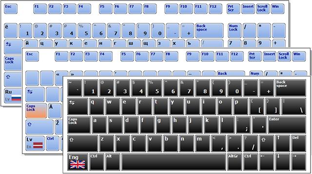 Drawn keyboard #15