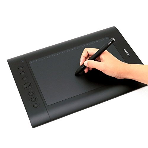 Drawn keyboard digital computer Pro With Top of Another