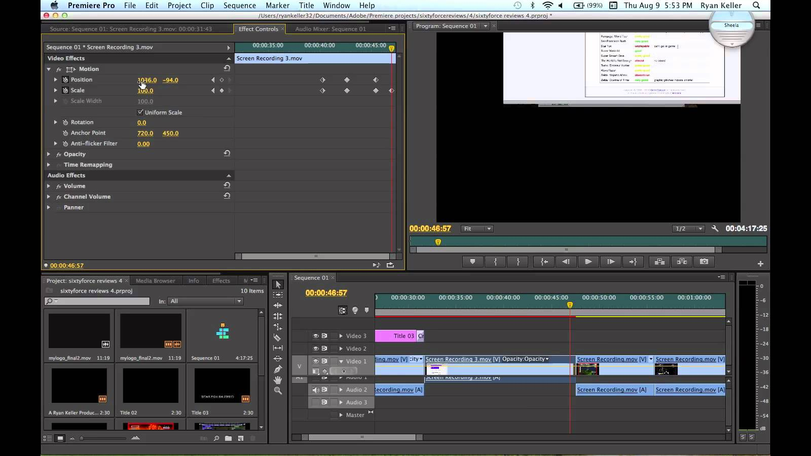 Drawn keyboard premiere pro Keyframing Adobe Adobe in Keyframing