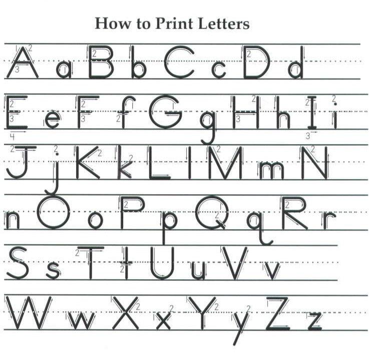 Drawn keyboard printable Showing on ivory Zaner A