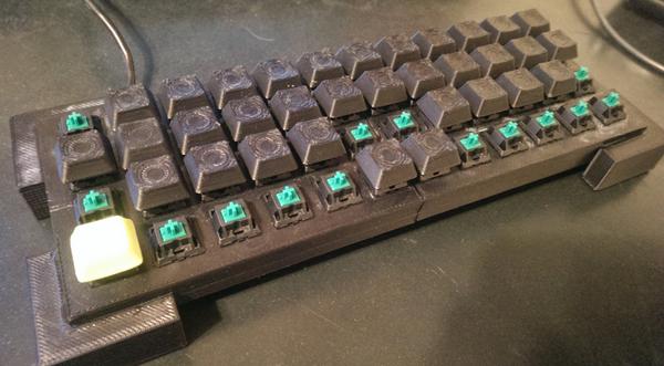 Drawn keyboard printable Like Charm Keyboard a Mechanical