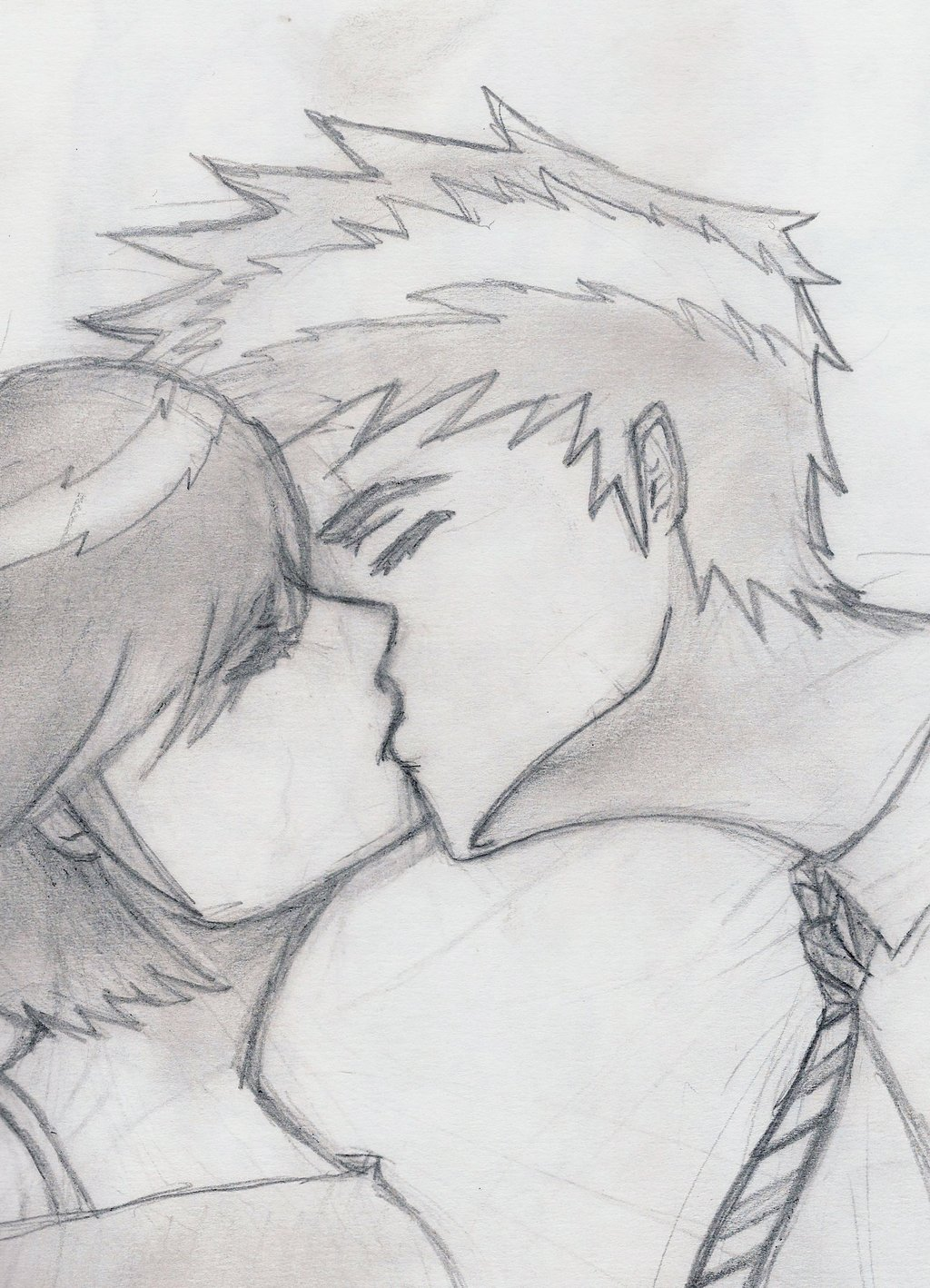 Drawn kiss anime How Manga By Collection To