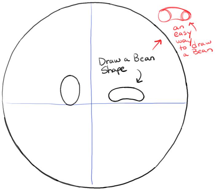 Drawn kisses emoji Face Steps emoji How Drawing