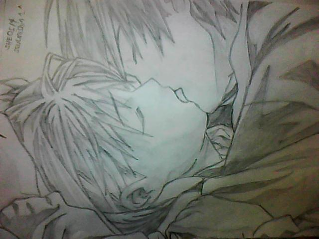 Drawn kisses french kiss By Anime~French Anime~French daisukeniwa05 on