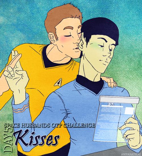 Drawn kisses huge 05: Day Huge  asdfghjkl;