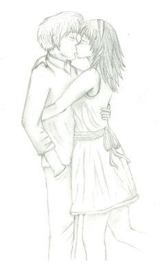 Drawn kisses markcrilley Draw Draw Kissing kissing How