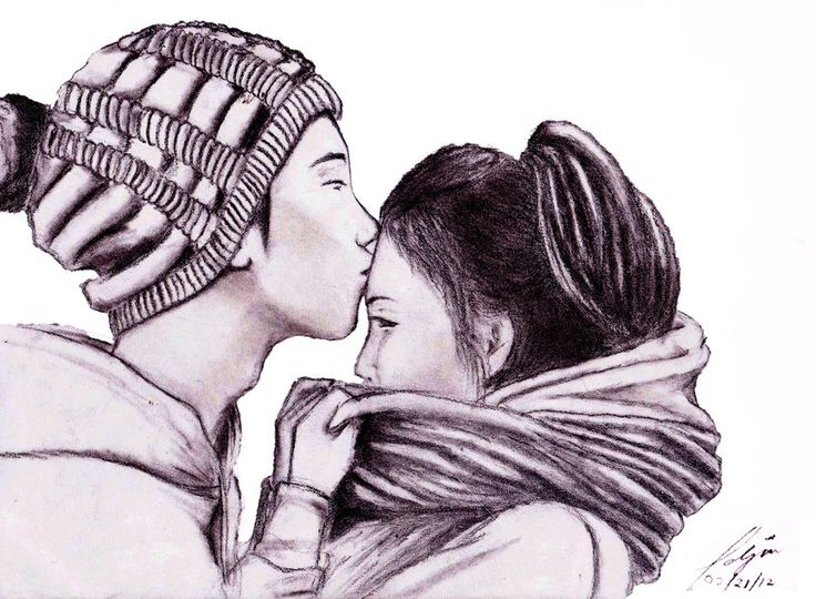 Drawn kisses realistic Google Art:huG Realistic Pinterest on
