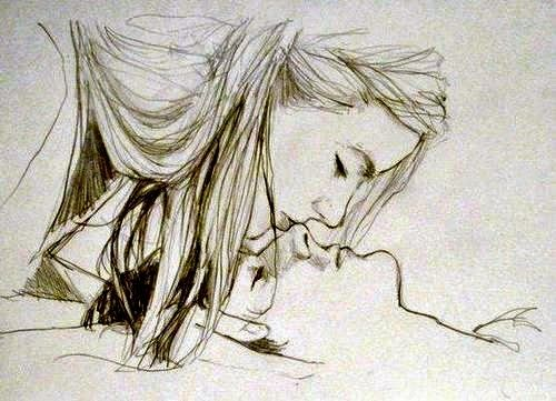 Drawn kisses realistic Google Pinterest images Realistic on