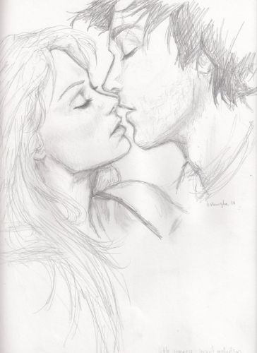 Drawn kisses sketch Http://d2tq98mqfjyz2l Result Drawings cloudfront net