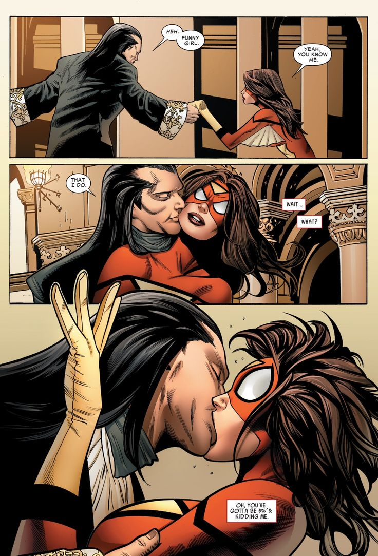 Drawn kisses spider woman Best and Pinterest Spider Woman