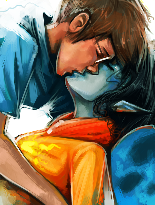 Drawn kisses vriska Pinterest john x vriska Homestuck