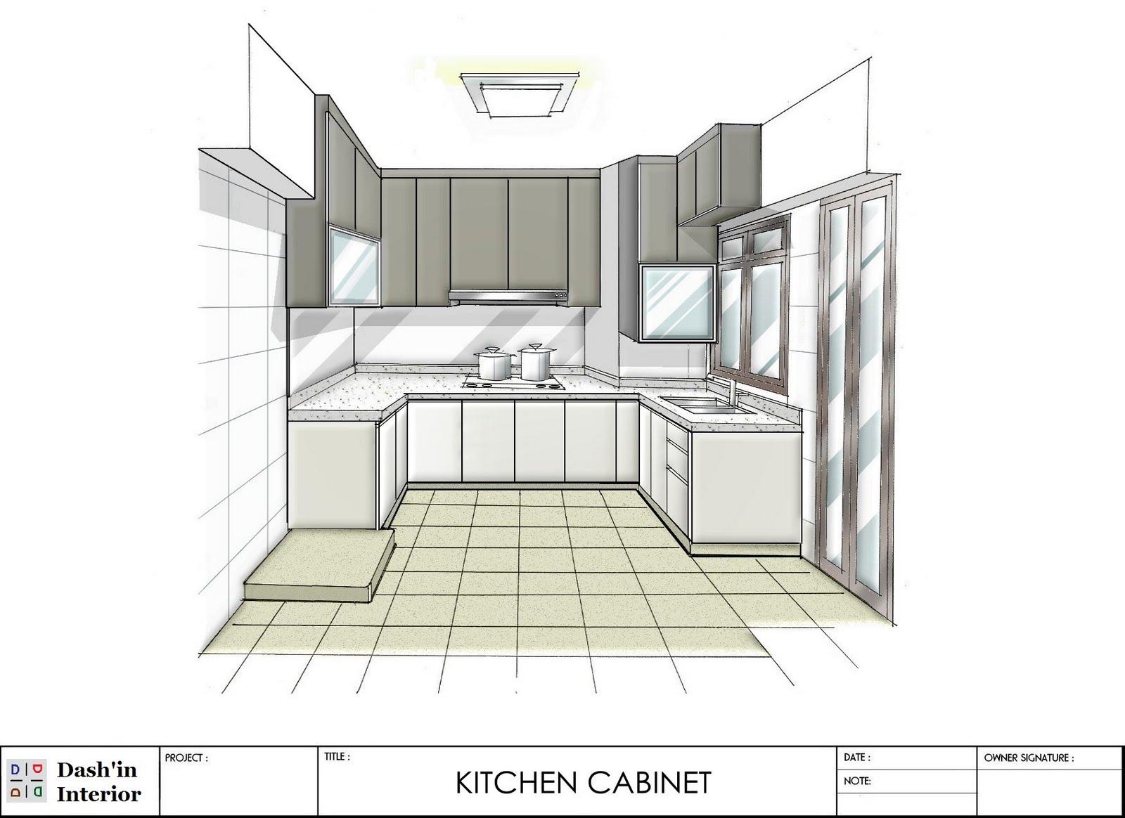 Drawn kitchen Interior: Hand kitchen Hand Designs