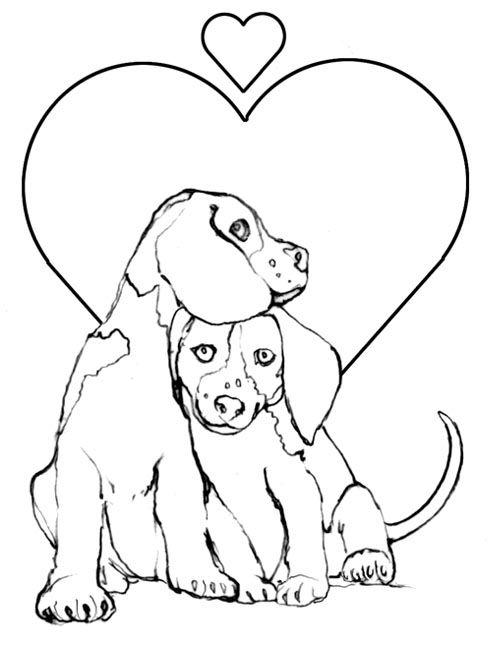 Drawn puppy puppy love 93 digi images best puppy