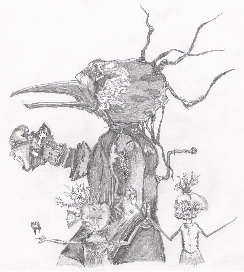 Drawn korn On DeviantArt 2 by Korn