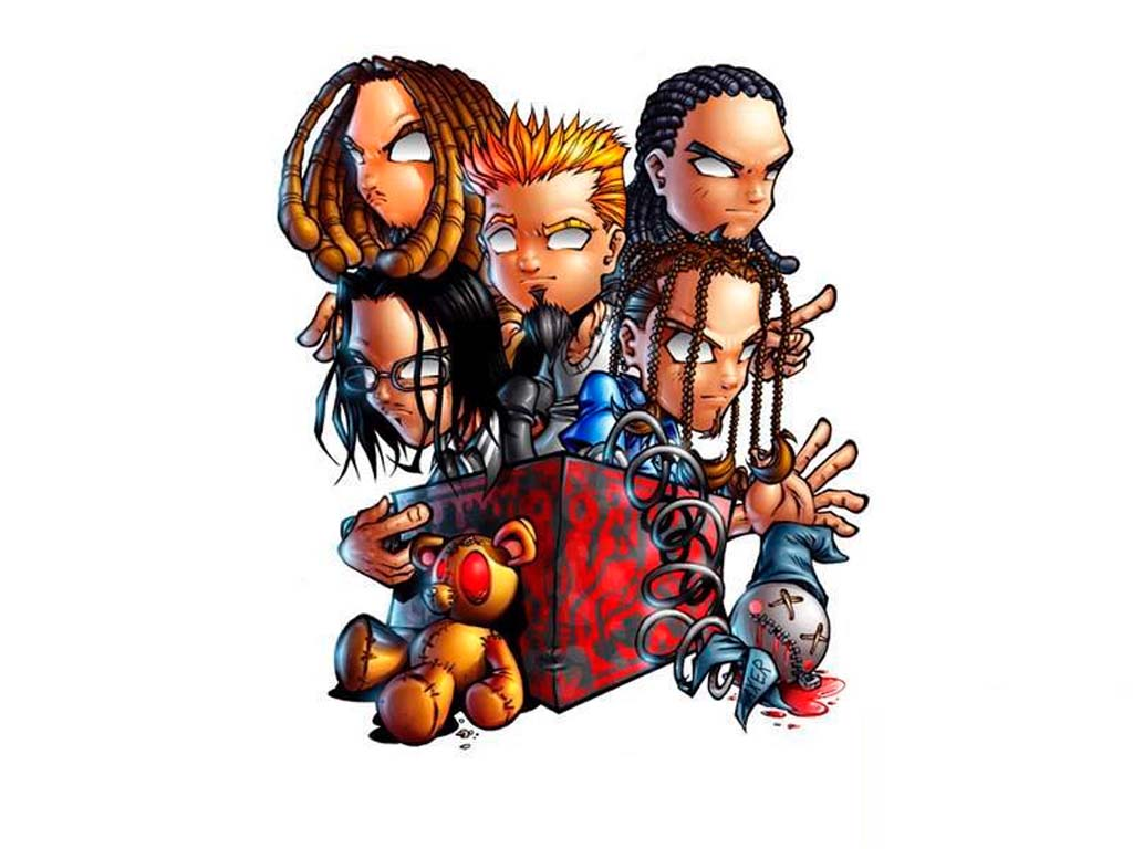 Drawn korn #3