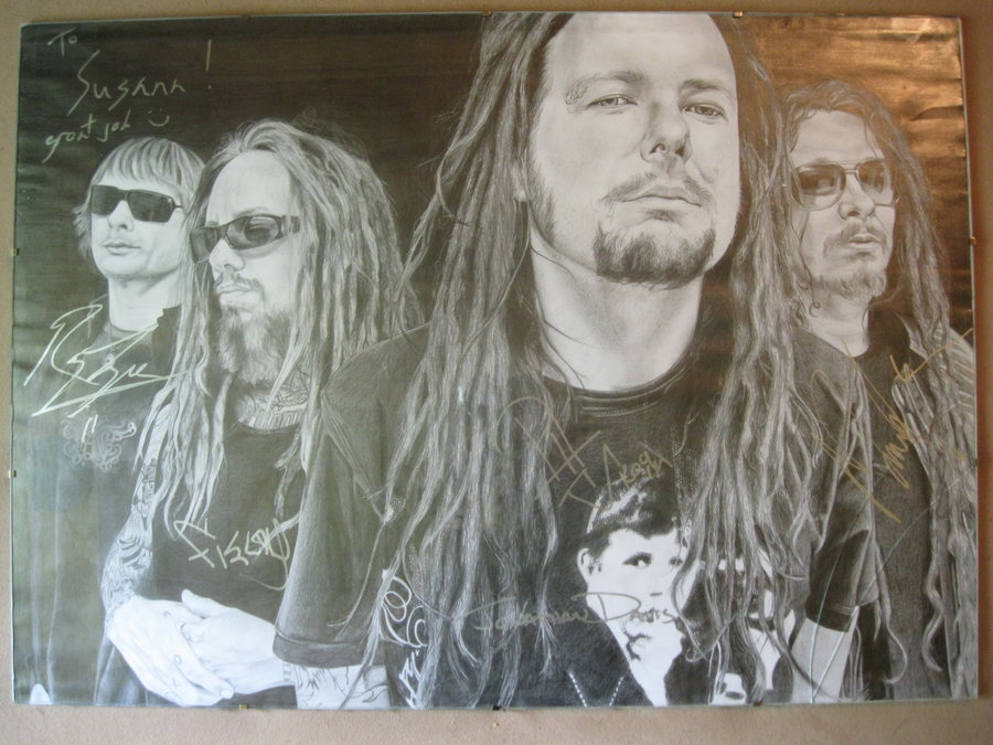 Drawn korn #7