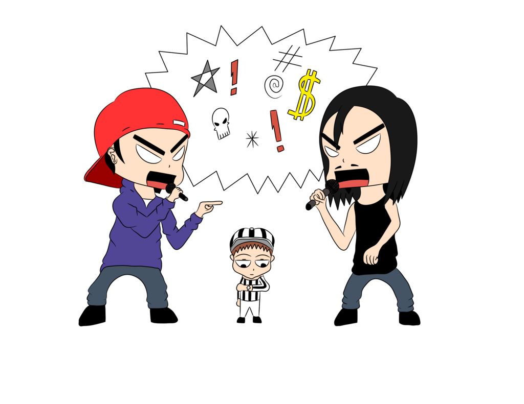 Drawn korn animation Chan93 vs by KoRn on