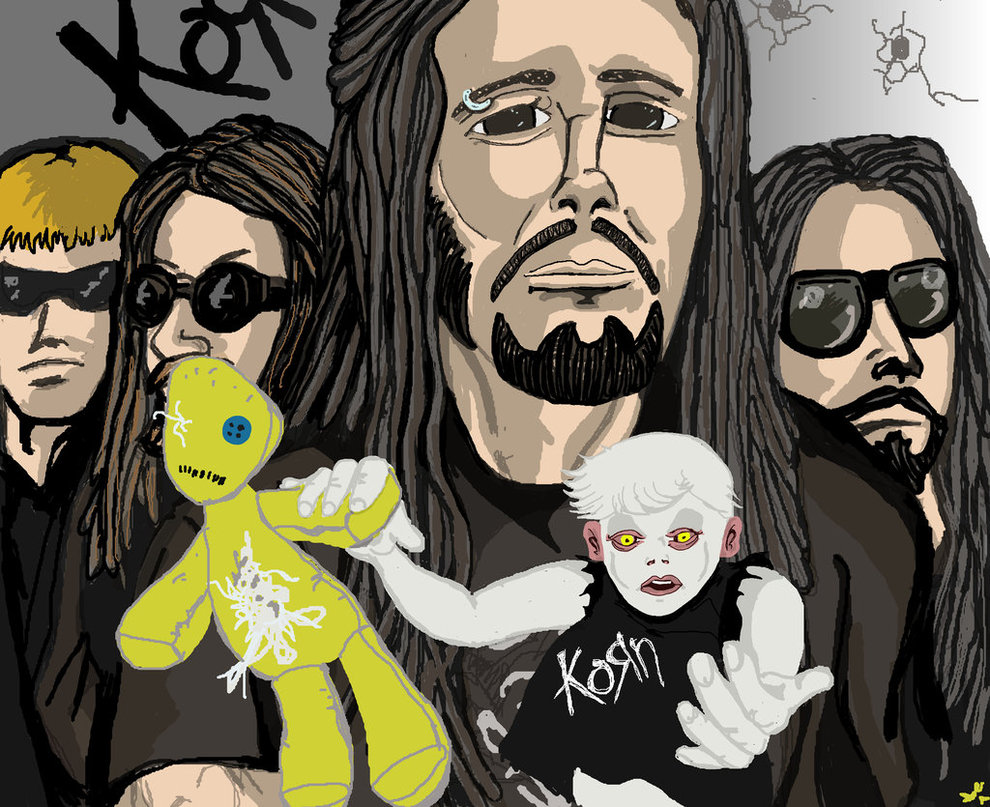 Drawn korn animation By on Korn DeviantArt by