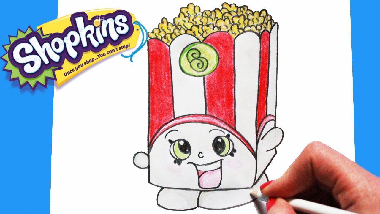 Drawn korn cute cartoon Toy to Easy Corn