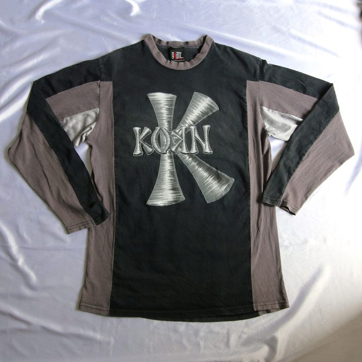Drawn korn vintage 90s RARE 26 on about