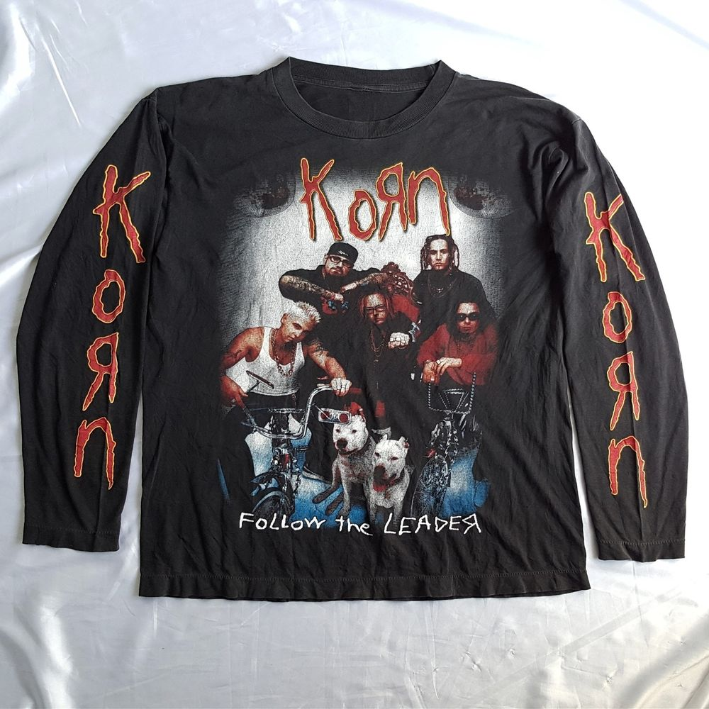 Drawn korn vintage 90s #KORN Cartoon Concert 1998