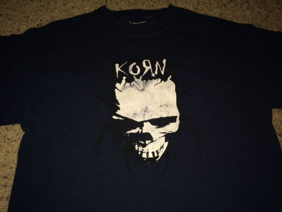 Drawn korn vintage Vintage casualisme on ideas metal